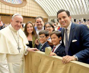 Toda la Familia_Papa Francisco