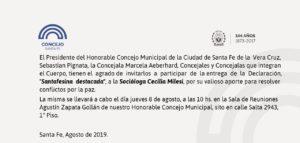 Invitacion_Ciudadana Destacada_Santa Fe