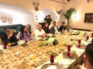 Meeting with Jairam Jamesh_Congress Party India